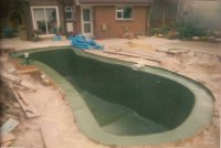 Fibreglass Pond Liners Linings Barnsley South Yorkshire 07866 490 810
